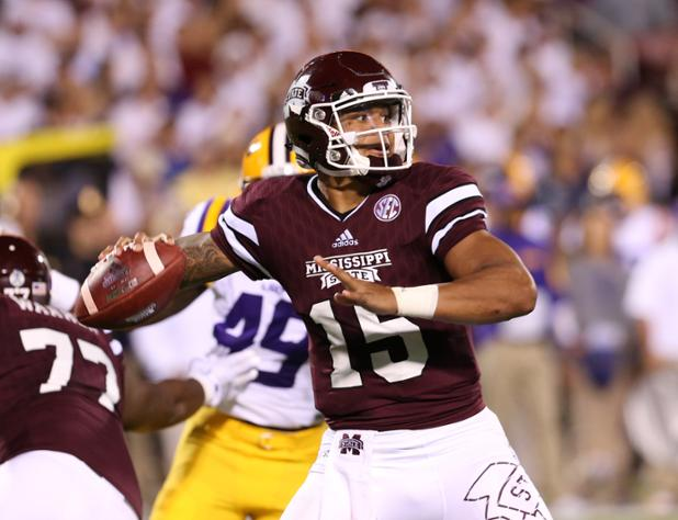 .@HailStateFB QB, Dak Prescott wins the #CSOPA Conerly Trophy for the second year in a row! #HailState https://t.co/MxvkV521Vk