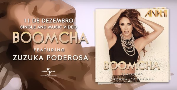 My collaboration with @Anahi is almost here! #10DaysTillBoomCha #BoomCha  ▶️ https://t.co/6bgyEhMeZo https://t.co/GGZg4esXSP