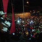 Llenazo total en cierre de campaña del municipio #Cedeño junto a Armando Martínez #CaicaraChavista https://t.co/Hx2Zlg8VcQ