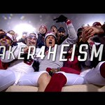 Are you following @baker4heisman Well, you should be. The official #Baker4Heisman twitter account. https://t.co/8dvnSUJWUJ