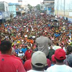 #CaicaraChavista mi gente, mi pueblo, venceremos junto a @HectoRodriguez #FANBProteccionYGarantia https://t.co/oi0q4JLwZo