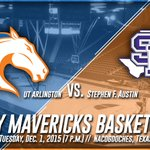 WBB: UTA takes on SFA at 7, join us on the comp while you have eyes on mens game on LHN https://t.co/zWdd8m8jGy https://t.co/XITmZGyYEc