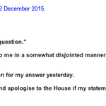 Brough tries to head off #QT assault over so-called #Ashbygate by apologising for yesterday https://t.co/YYLn6TvEyD https://t.co/UkqvqnAUE0