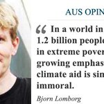 .@BjornLomborg on the big problem with climate aid. https://t.co/eF3Rjy4OBi #COP21 https://t.co/Tkfdp14JZF