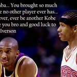 @alleniversons message to #KobeBryant: https://t.co/t5PVAOXg16 (via@SportsCenter) #NBA