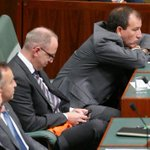 Mal Brough #soznotsoz comes after Labor escalated attack on he and PM Turnbull this morning https://t.co/Xj83HiPLTm https://t.co/IIZxJ21SWx