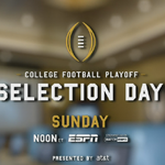 This Sunday, the Playoff will be set. https://t.co/ThHfQeZ7Gu