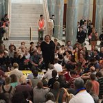 People should be put ahead of polluters in Paris #peoplesparliament #auspol #cop21 #paris2015 https://t.co/GUVKt85MkT
