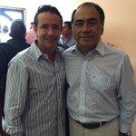 Saludando a mi apreciable Gobernador y amigo @HectorAstudillo a quien le reitero todo mi apoyo! #Guerrero https://t.co/r91NQ2cFcR