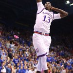The Cheick is in the Mail(man). Photo by @nickkrug. #kubball https://t.co/CiLFokkRns