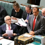 Mal Brough tells #qt he has not misled the parliament https://t.co/tGTipW1InK https://t.co/xWcjV9T8ca