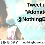 Send a net save a life! #Donate and protect #refugee families today on #GivingTuesday! https://t.co/cqAbAmO6vk