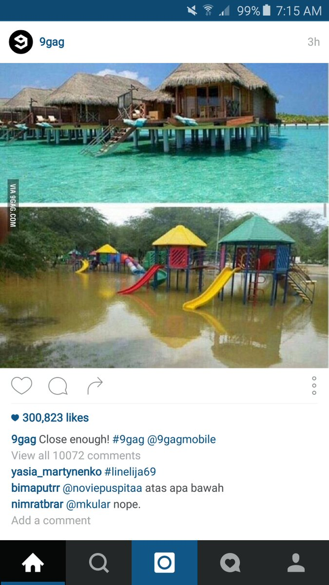 Congratulations #Bahrain   We made it on @9gag https://t.co/ouQ2xOAIkS