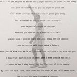 One Lakers fan decided to sell Kobes retirement letter on eBay https://t.co/8MLVtYtigY https://t.co/hURxlRYW8X