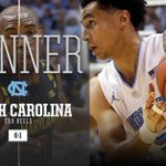 Welcome back, Marcus Paige!  Senior puts up 20 points in season debut as No. 9 UNC takes down No. 2 Maryland, 89-81 https://t.co/LrQ0z0vKiP
