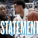 No. 9 North Carolina defeats No. 2 Maryland, 89-81. Marcus Paige: 20 Pts, 5 Ast in season debut. https://t.co/vrXUOEFOTD