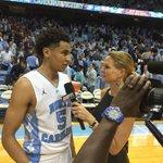 Marcus Paige postgame ESPN interview. #uncbball https://t.co/0JMKgbCUmU https://t.co/j1aObPUvVW