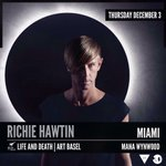 We are almost there @richiehawtin x @PL0T x #Life&Death x #iiipoints this Thursday @ #Mana Wynwood! Buy tickets now! https://t.co/k7SsOljHEY
