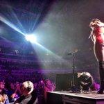 So... She didnt just closed... She made it HER concert!!! Proud of you angel. @iHeartRadio #KISSJingleBall https://t.co/nKojzigBgf