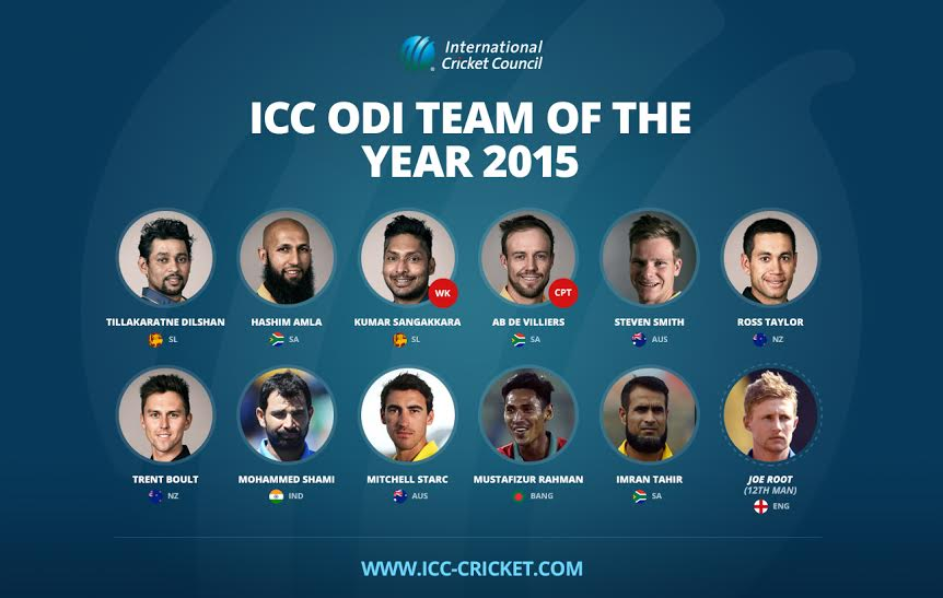 Mustafizur Rahman becomes the first Bangladeshi to be in the @ICC ODI team of the year. https://t.co/yTKfcwESEf