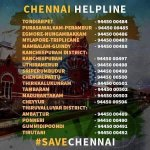 RT @shriya1109: Stay strong chennai. May you Bounce back with resilience soon. Love always.#ChennaiFloods https://t.co/VgUUCpMzFS