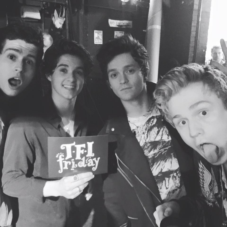 The Vamps fans take control on Twitter with #BossTheVamps https://t.co/aIyDNDrPqm @TheVampsband - ta @TheVampsJames https://t.co/R8j2mxnDmQ