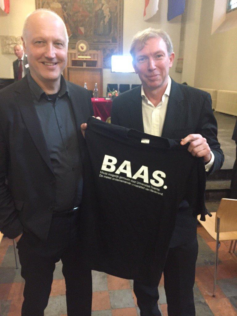 Meest ondernemende én valoriserende universiteit. #BAAS @vvanderchijs @EijkelCJM @Kennispark. @ScienceWorks_NL https://t.co/Fff8i4DgMy