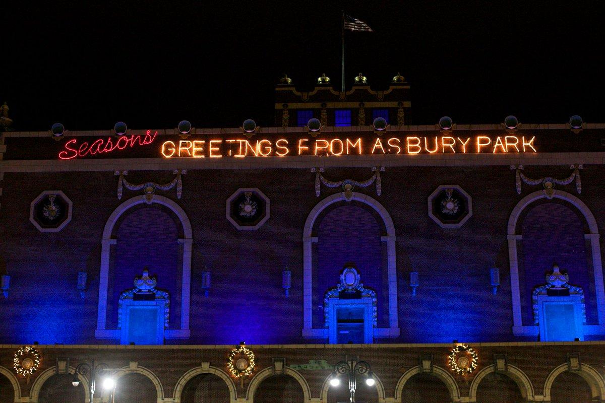 Season's Greetings from #AsburyPark #nj https://t.co/fI3iLEG3Y7