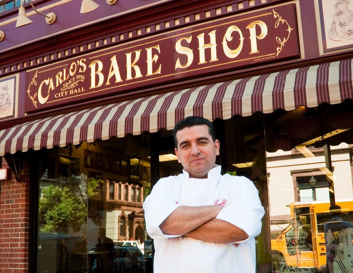 Visit Guest Services and enter to win a chance at meeting @CakeBossBuddy Valastro this Saturday, Dec 5. https://t.co/3jyNvSxnQS