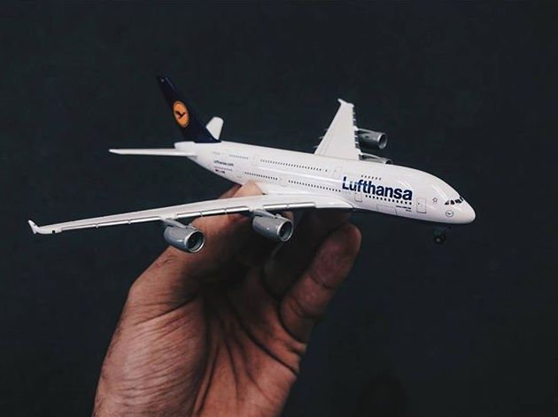 Do you collect Lufthansa swag? What's your favorite collector's item? Photo: