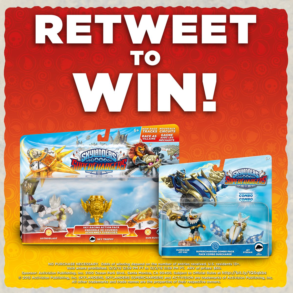 Kaos is on his way to @ToysRUs & we need help! RT for a chance to win Legendary #Skylanders! https://t.co/xNCKdoJHOp https://t.co/zTOD4kkKuV