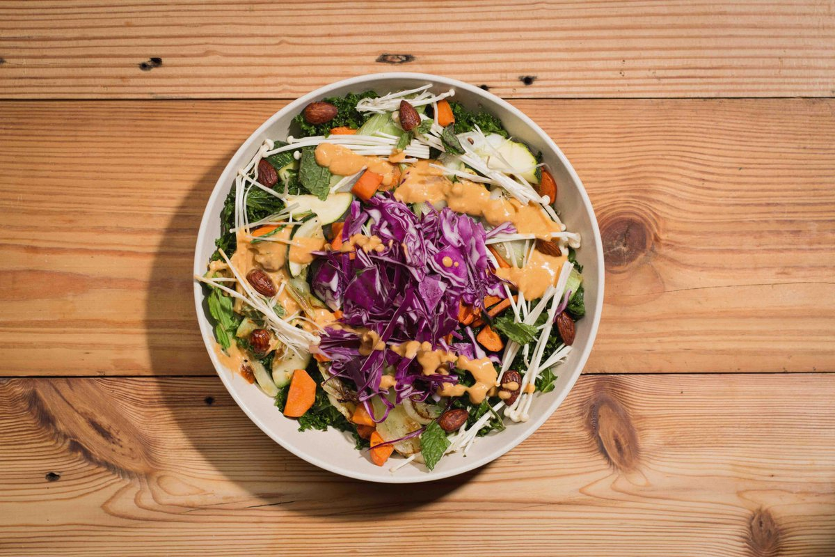 looking for a free lunch? Just download our new app and get yourself a free bowl  https://t.co/uMeNCg4uKe https://t.co/PHITRmvKQr