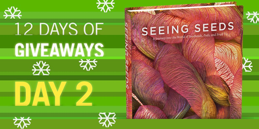 12 days. 12 books. 12 chances to win! Seeing Seeds Follow & RT to enter https://t.co/osI8USfJJD https://t.co/CRo83mVBeC