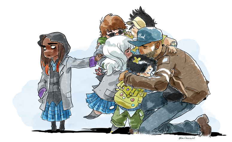 Gotham Academy #12 is my last issue as series artist. Thanks to everyone who's been reading and supporting it! https://t.co/QGmtLLl4MX