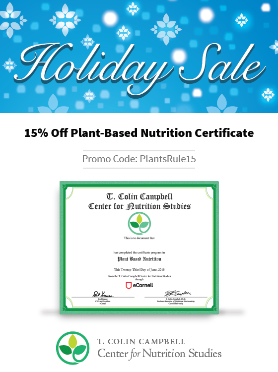 Healthy Eating and Living Nutrition Certificate eCornell ...