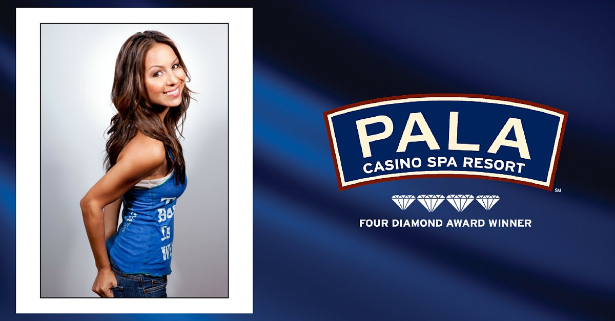 Win 2 tickets to see @anjelahjohnson and dinner for 2 to CAVE @palacasino https://t.co/5ZejOJJJFB #WINNER https://t.co/Lk9kLLM5EL