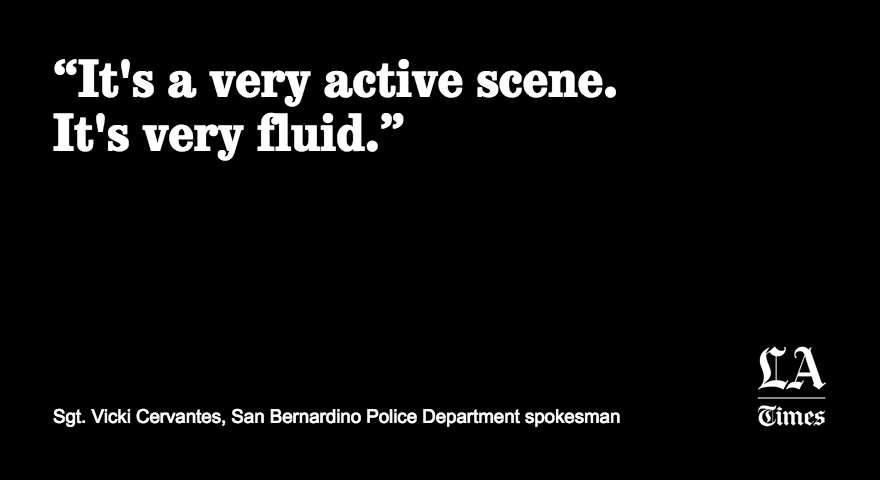 RT @latimes: #SanBernardino shooting took place on the 1300 block of Waterman Ave, near Orange Show Road https://t.co/rvqgZlc0Mq https://t.…