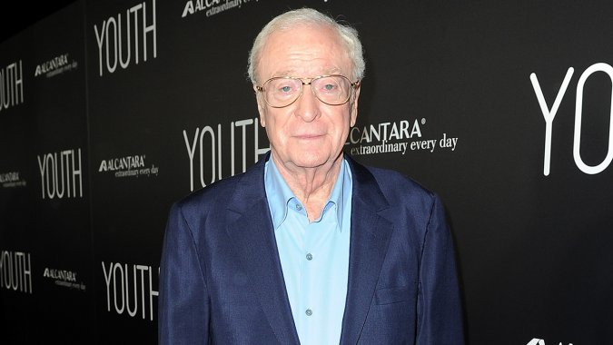 Michael Caine Reveals Christopher Nolan Has a Secret Script in the Works
