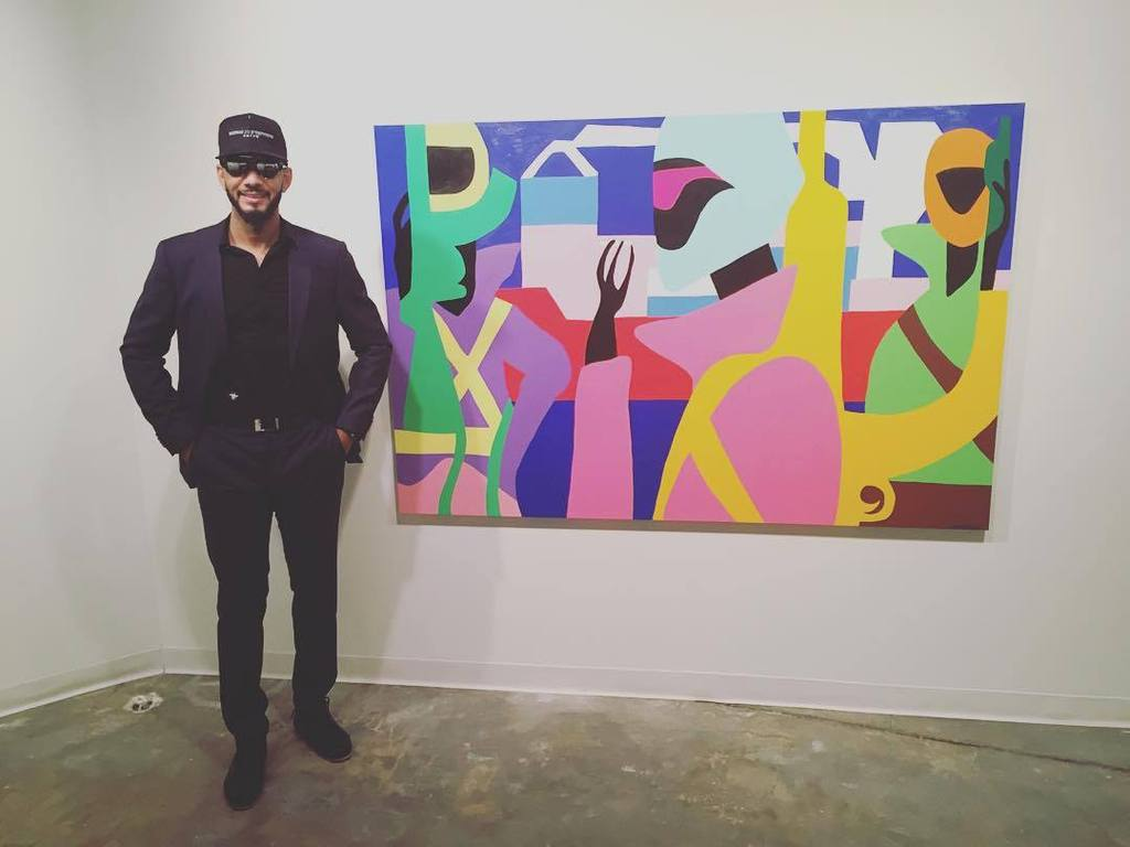 "How does @therealswizzz want visitors to feel when they walk into his No Commission Art Fair at Art Basel? ""I want … https://t.co/nZPSo6vGDZ"