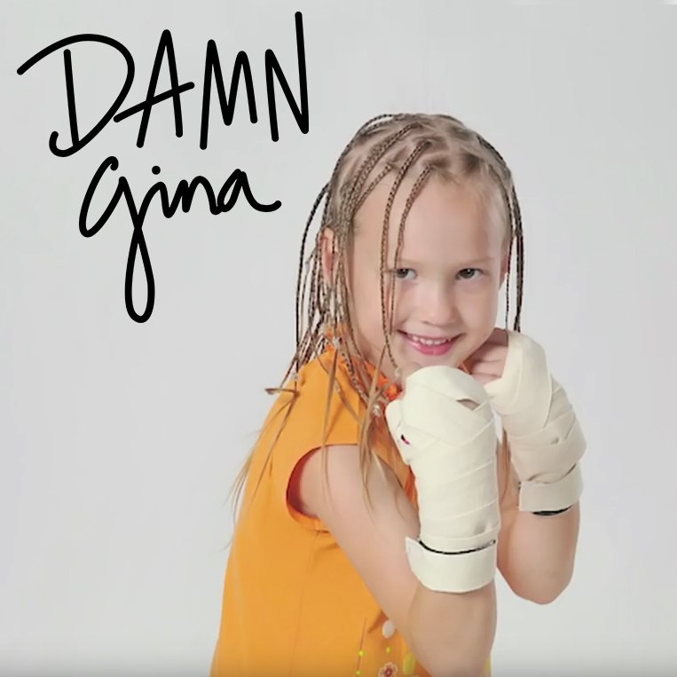 Thank you @rondarousey for introducing me to this badass 8-year-old boxing CHAMP! https://t.co/SFqDGojkcy https://t.co/pE2tfN6u0f