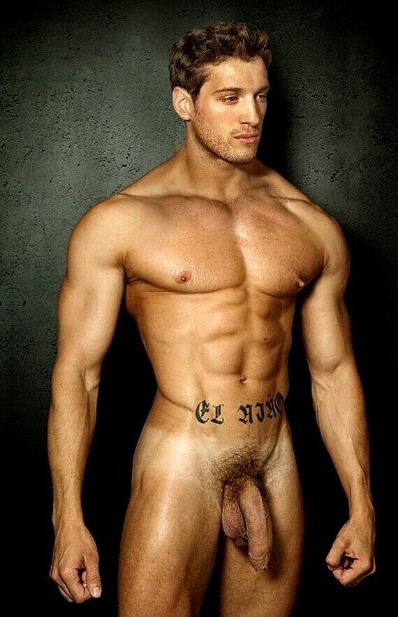 парни фото модели голые
