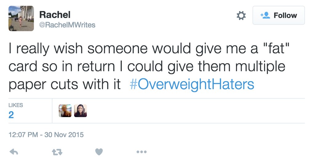 Overweight haters ltd who are they — photo 2