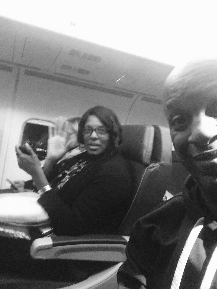 Just landed in Atlanta...headed to LAGOS, NIGERIA for the greatest gospel gathering in the world...THE EXPERIENCE! https://t.co/LoKE0G6PtW