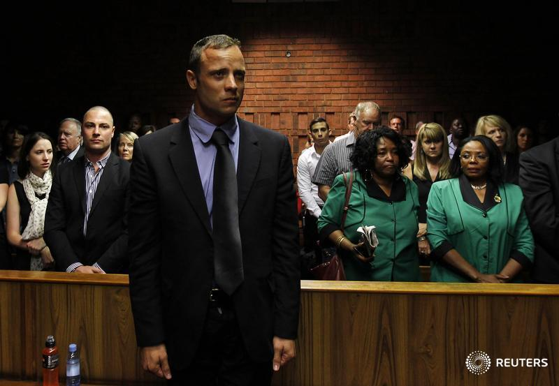 South Africa's Supreme Court finds Oscar Pistorius guilty of murder: