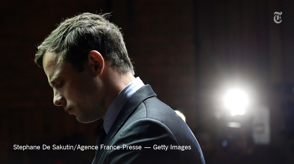 An appeals court rules Oscar Pistorius is guilty of murder, overturning a lesser conviction