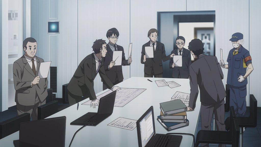 【第9章:黄色の死角】研究所のシステムも復旧し、妃真加島にも警察がやってきた。しかし、捜査は依然として難航している模様。