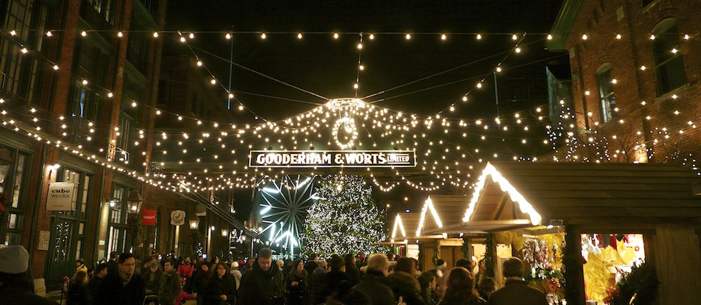 Come experience the JOY at @TOXmasMkt in the Distillery District! https://t.co/6J1xaMlKbf