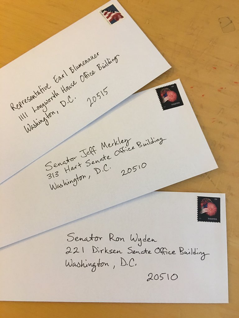 All 3 of my Congressmen have an F rating from the NRA. I'm asking them to keep it up & push further for gun control. https://t.co/tzCiJgCTYl