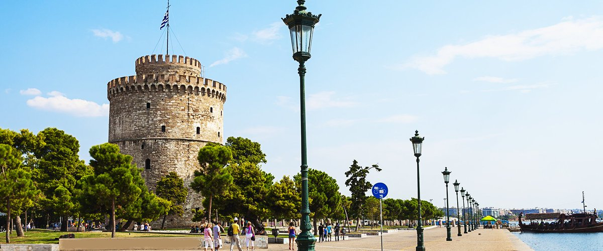 Bon viveur, history buff or culture lover? This holiday season, discover Thessaloniki: