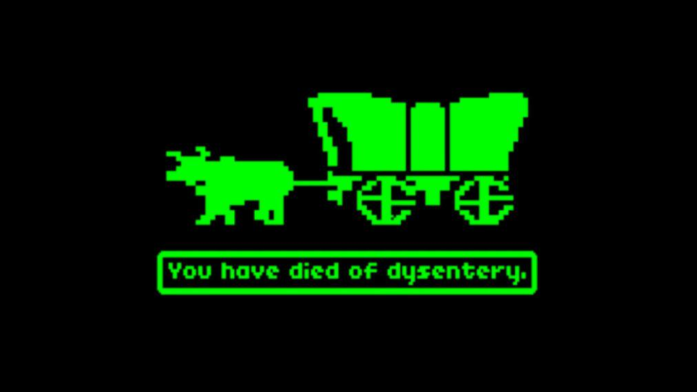 Oregon Trail was played for the 1st time #OnThisDay in 1971 https://t.co/8uJEWqqUnx #Dysentery https://t.co/53YB6hYbdB